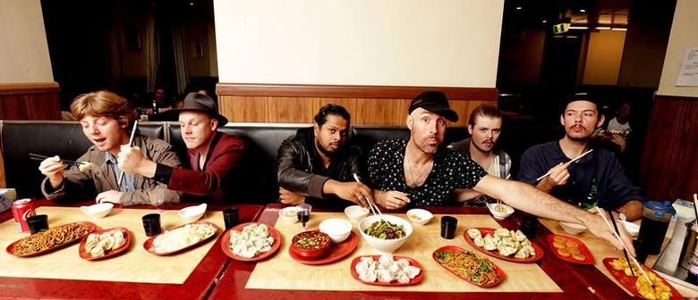 Brian El Dorado and The Tuesday People Album Launch
