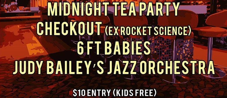 Marrickville Festival – Midnight Tea Party, Checkout and Mor