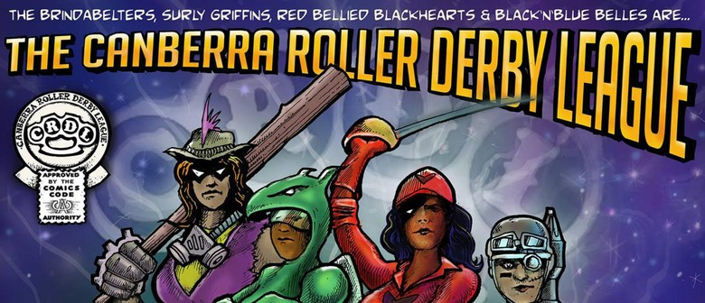 Canberra Roller Derby League: Game 6