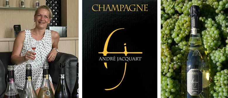 Champagne Relief – Andre Jacquart Tasting