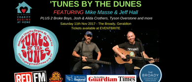 Tunes By the Dunes Featuring Mike Masse