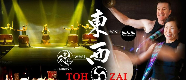Taiko On and Yunion – Drums of Japan In Concert
