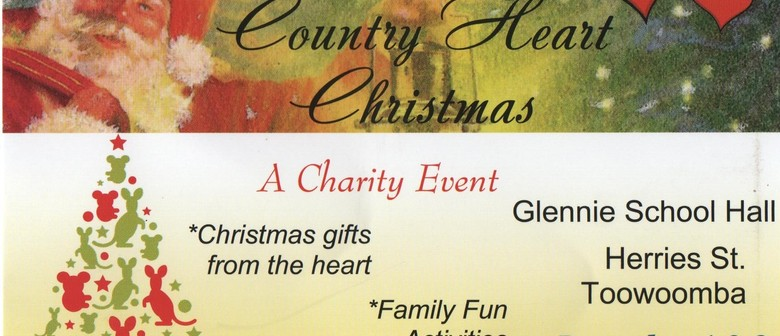 Country Heart Xmas