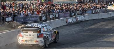 Kennards Hire Rally Australia