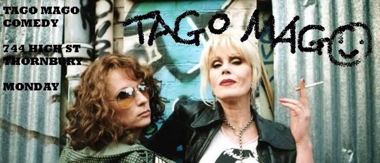 Tago Mago Comedy Spring Fling
