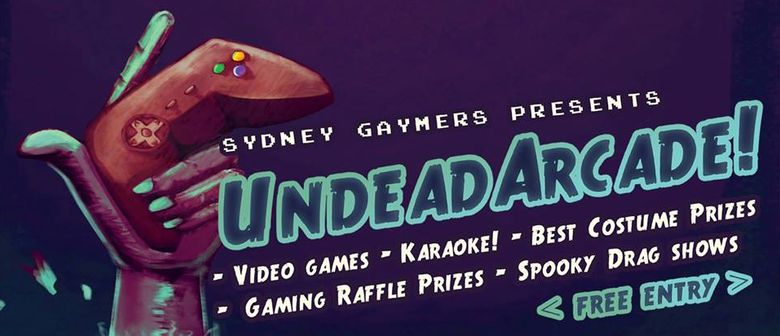 Gaymers Undead Arcade
