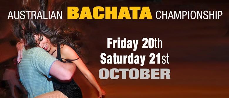 Australian Bachata Championship