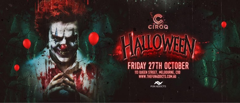 Halloween Party Melbourne