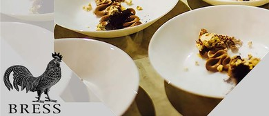 Five-Course Degustation With Matched Bress Wines