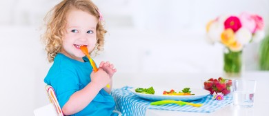 Learn to Eat. Love to Eat. Toddler Workshop