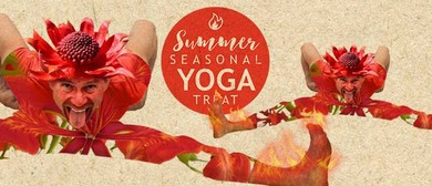 One-Day Seasonal Yoga Retreat for Summer