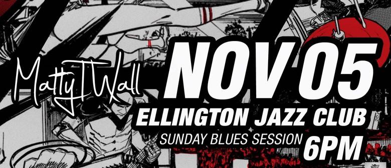 Matty T Wall – Sunday Blues Rock