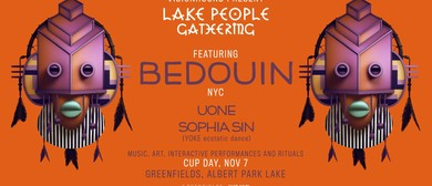Lake People Gathering feat. Bedouin (NYC) Uone and Sophia