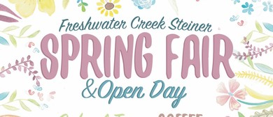 Spring Fair and Open Day