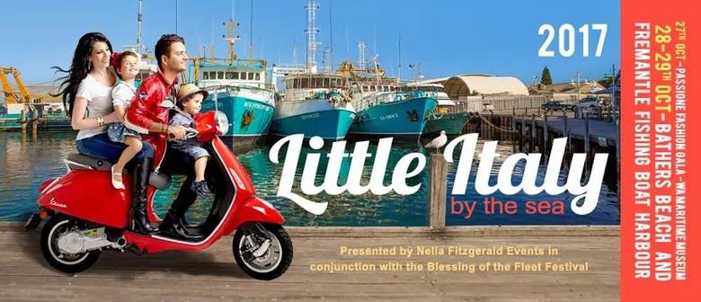 Little Italy By the Sea Festival