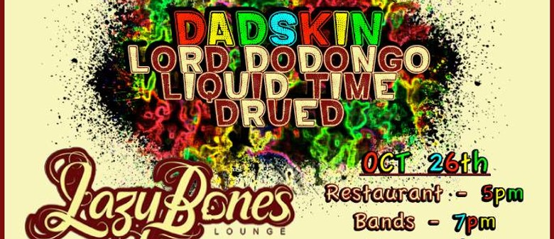 A Night With DadSkin and Friends
