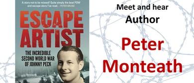 Meet Local Author Peter Monteath