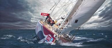 Clipper Round the World Yacht Race Crew Presentation