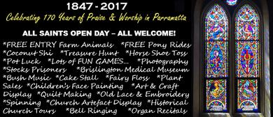 170 Year Anniversary Foundation Day Fair