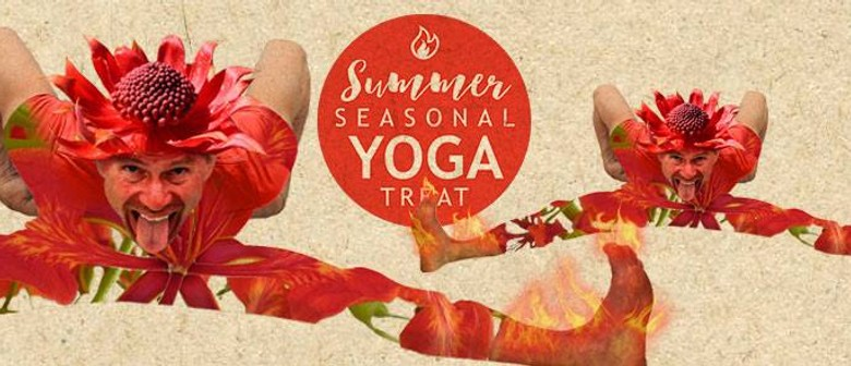 One-Day Seasonal Yoga Retreat for Summer