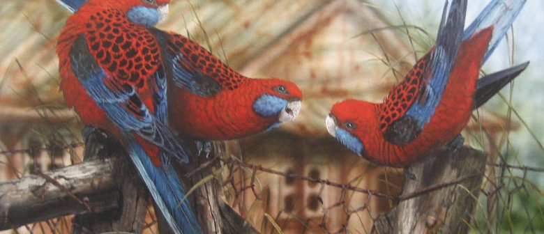 Paul Magocsy – Birds of A Feather Exhibition