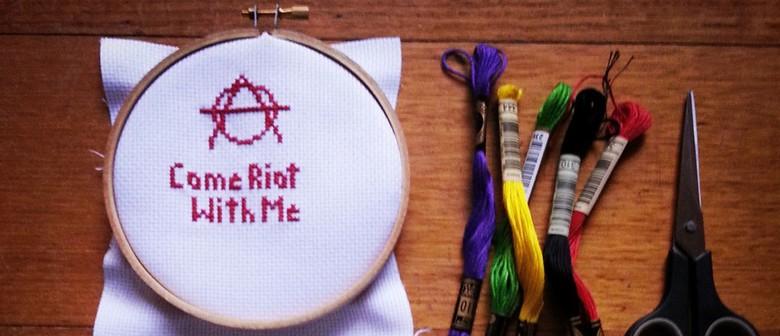 Craftivism and Cross Stitch