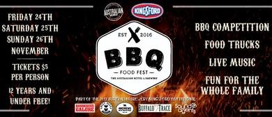 BBQ Food Fest