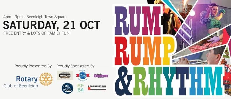 Rum Rump and Rhythm Festival