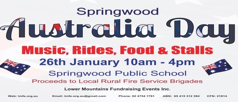 Springwood Australia Day Festival