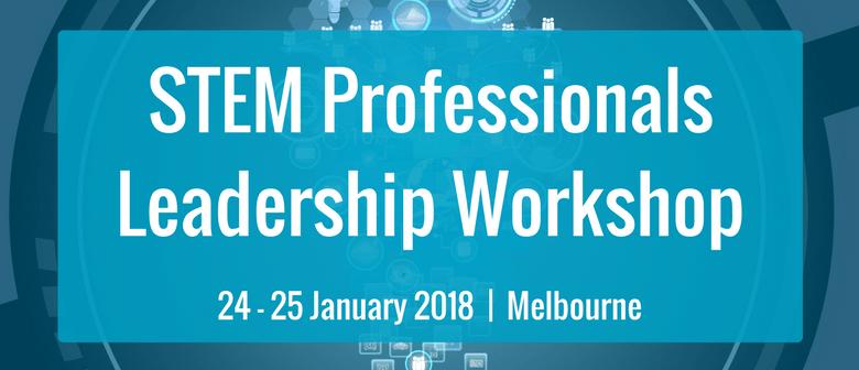 STEM Professionals Leadership Workshop