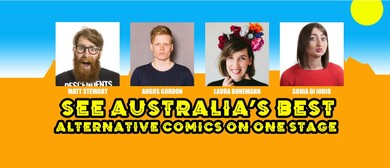 The Amazing Travelling Comedy Tour