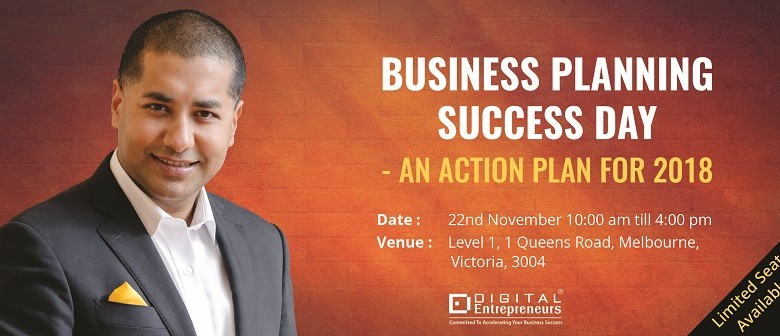 Business Planning Success Day – An Action Plan for 2018