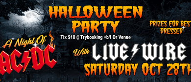 LiveWire – AC/DC Tribute Halloween Special