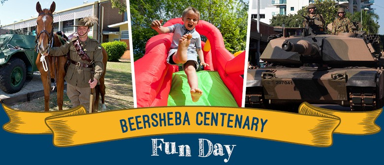 Beersheba Centenary Fun Day