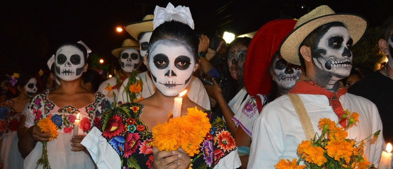 Day of The Dead: Dia De Los Muertos