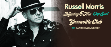 Russell Morris + Heinous Hound Blues Band ft. Steve Lucas