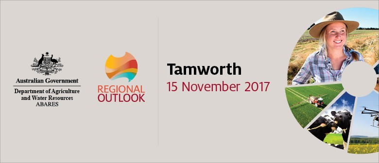 ABARES Tamworth Regional Outlook conference