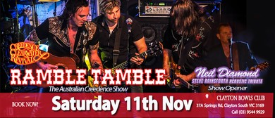 Ramble Tamble – Certified Gold Show