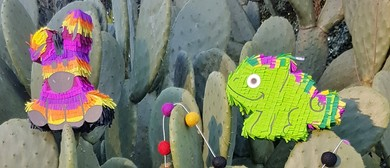 Piñata Making