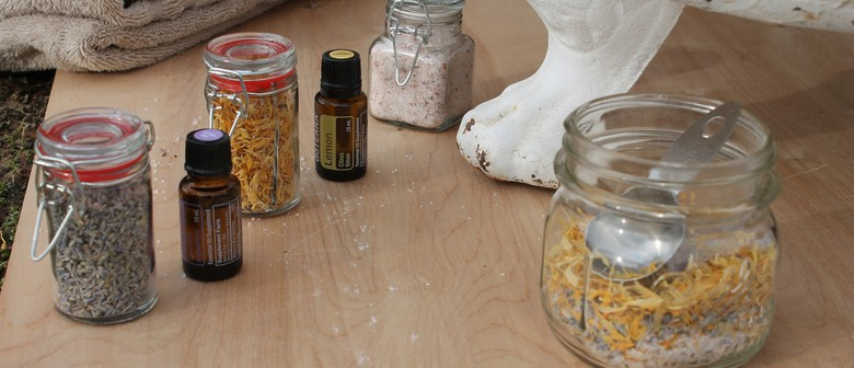 Essential Oils: Beauty and Body Care Daily