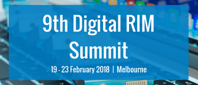 9th Digital RIM Summit 2018