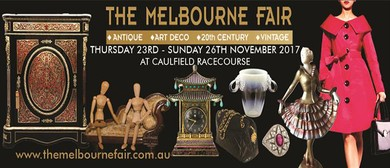 The Melbourne Fair 2017