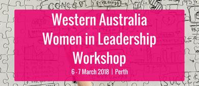 Western Australia Women In Leadership Workshop