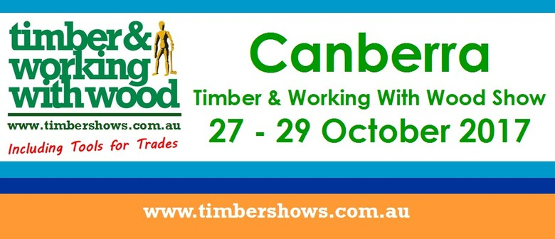 Timber and Working With Wood Show 2017