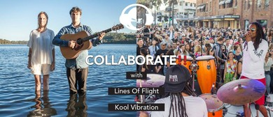 Collaborate – First Thursday Every Month