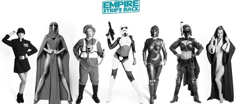 The Empire Strips Back 2018 Tour