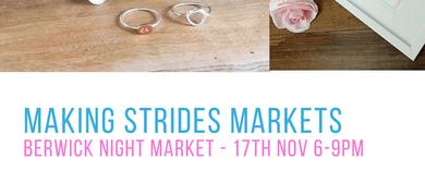 Making Strides Night Market