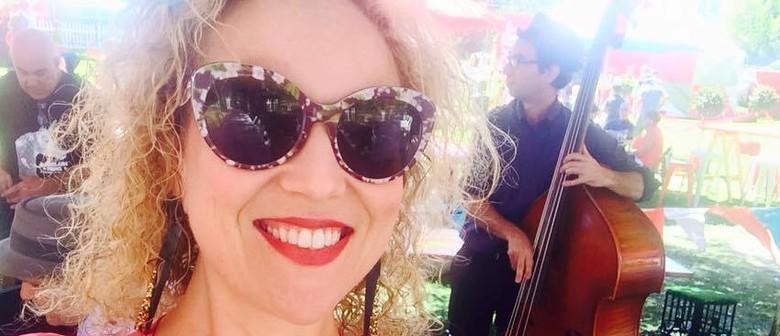 Tamara Kuldin Features With JMQ Jazz Ensemble