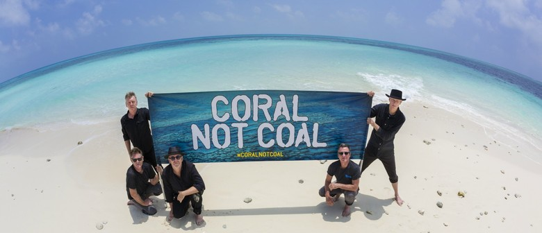 Midnight Oil: One for The Oceans: SOLD OUT