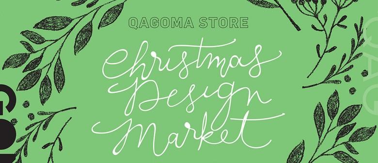 QAGOMA Store Christmas Design Market